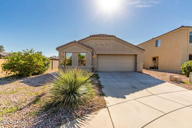6339 S Vanishing Pointe Way, Tucson, AZ 85746 (#22122303) :: Tucson Real Estate Group