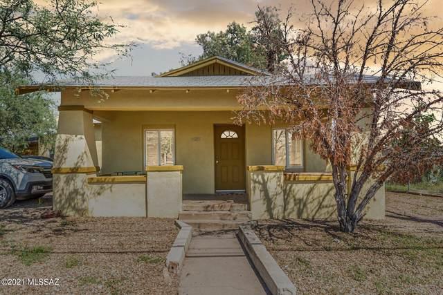 1522 N Park Avenue, Tucson, AZ 85719 (#22122314) :: Long Realty - The Vallee Gold Team