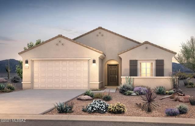 10983 W Whitton Street, Marana, AZ 85653 (#22122341) :: Tucson Real Estate Group