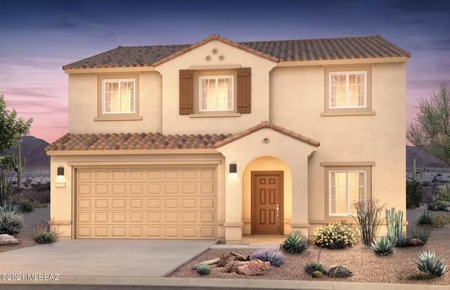 10986 W Whitton Street, Marana, AZ 85653 (#22122345) :: Tucson Real Estate Group
