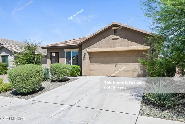 8280 W Shearwater Drive, Tucson, AZ 85757 (#22122346) :: Kino Abrams brokered by Tierra Antigua Realty