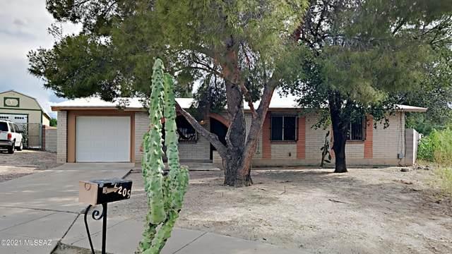 6205 N Carapan Place, Tucson, AZ 85741 (#22122413) :: Elite Home Advisors | Keller Williams