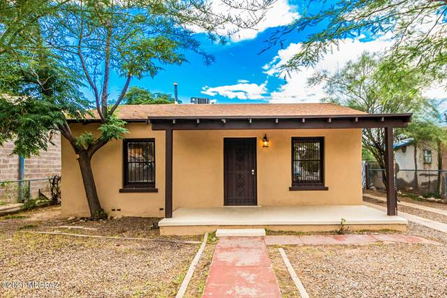 315 E 24th Street, Tucson, AZ 85713 (#22122416) :: Gateway Partners International