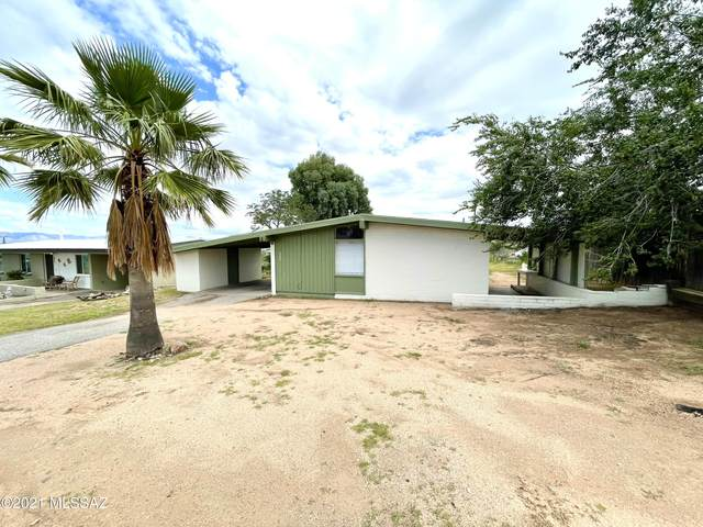 923 W 1st Avenue, San Manuel, AZ 85631 (#22122451) :: Tucson Real Estate Group