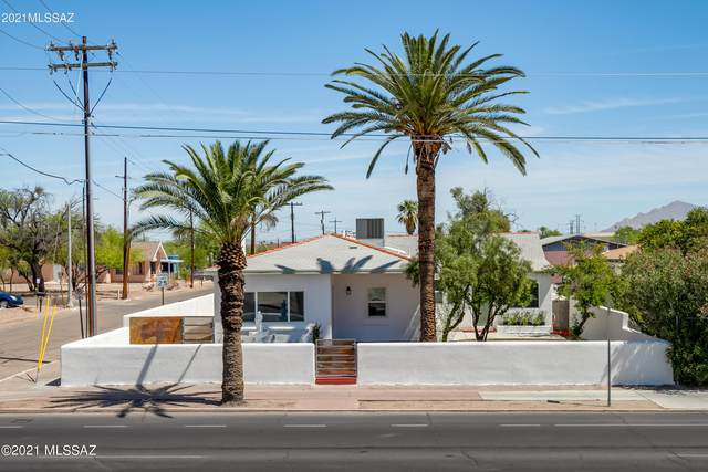 715 W Congress Street, Tucson, AZ 85745 (#22122489) :: Long Realty - The Vallee Gold Team