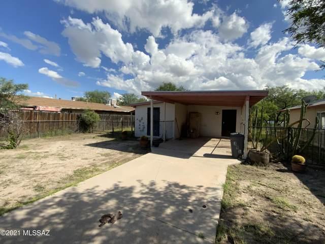 141 W Elm Street, Tucson, AZ 85705 (#22122580) :: Tucson Real Estate Group