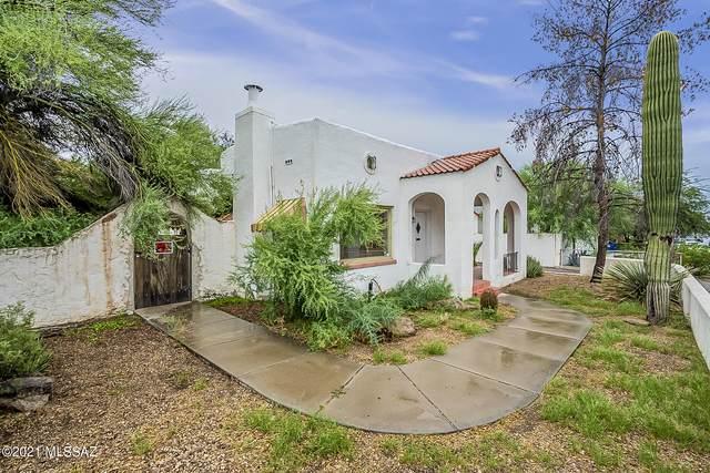 1338 E Grant Road, Tucson, AZ 85719 (#22122601) :: The Dream Team AZ