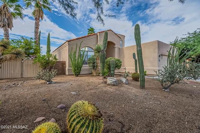 2711 W Camino De La Caterva, Tucson, AZ 85742 (#22122612) :: The Local Real Estate Group   Realty Executives