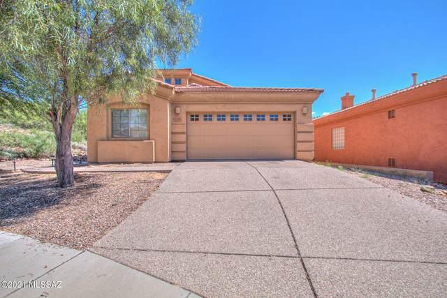 10706 N Hewitt Place, Oro Valley, AZ 85737 (#22122616) :: Gateway Partners International