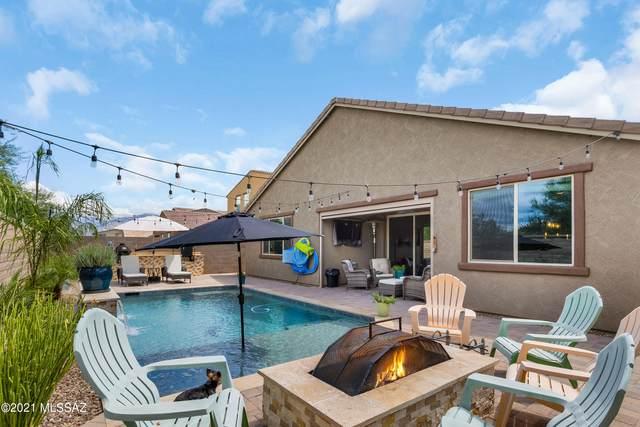 2284 W Virgo Street, Oro Valley, AZ 85742 (#22122620) :: The Local Real Estate Group   Realty Executives
