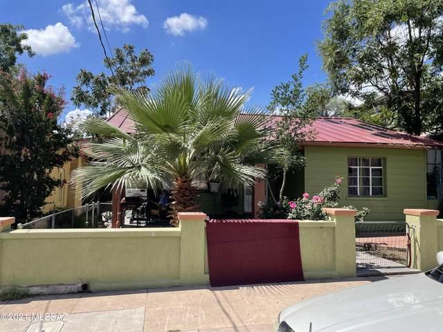 439 W Walnut Street, Nogales, AZ 85621 (#22122623) :: Tucson Real Estate Group