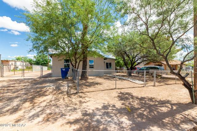 4007 S 16th Avenue, Tucson, AZ 85714 (#22122627) :: Long Realty - The Vallee Gold Team