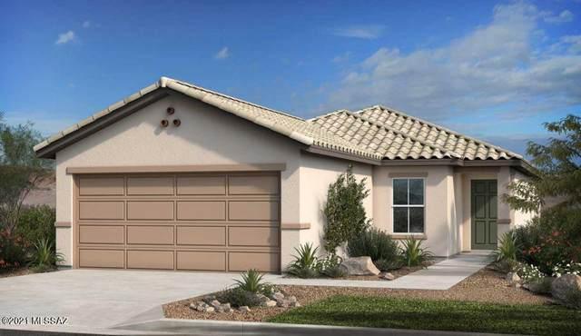 7986 S Golden Bell Drive Lot 37, Tucson, AZ 85730 (#22122635) :: Gateway Partners International