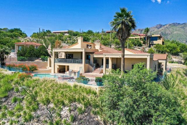 5920 N Via Serena, Tucson, AZ 85750 (#22122636) :: Tucson Property Executives