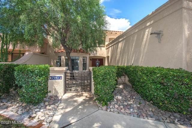 7061 E Calle Arandas, Tucson, AZ 85750 (#22122639) :: Gateway Partners International