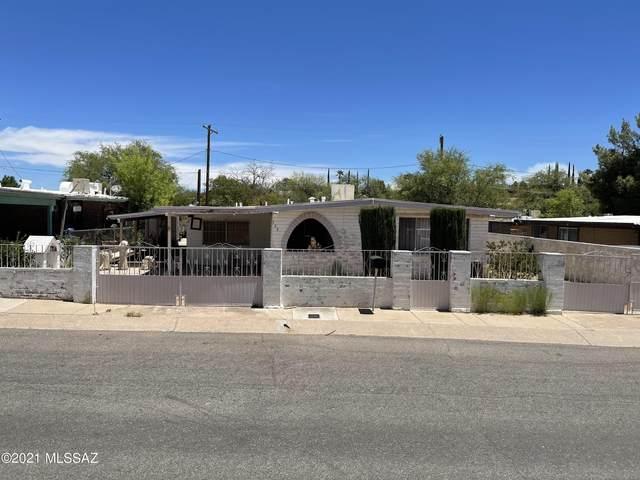 1336 W Camino De La Paloma, Nogales, AZ 85621 (#22122666) :: The Dream Team AZ