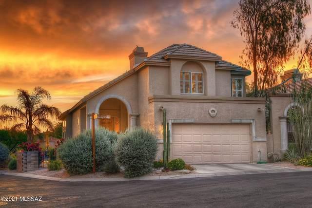 4023 E Via Del Vireo, Tucson, AZ 85718 (#22122680) :: Gateway Partners International