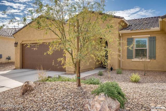 1101 N Echo Ranch Drive, Green Valley, AZ 85614 (#22122684) :: Keller Williams