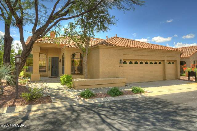 6072 N Coatimundi Drive, Tucson, AZ 85750 (#22122685) :: The Local Real Estate Group | Realty Executives