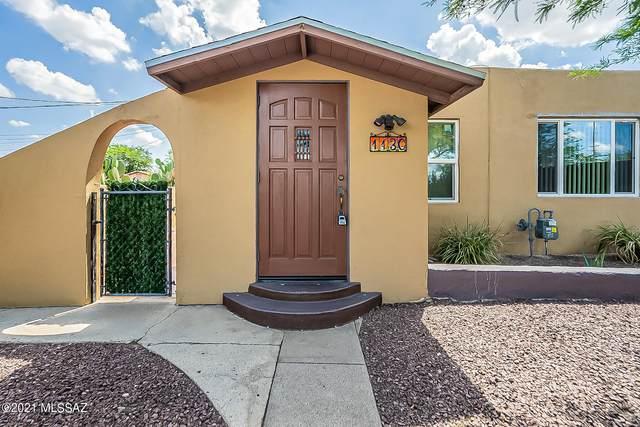 1130 E Spring Street, Tucson, AZ 85719 (#22122714) :: Tucson Real Estate Group