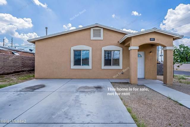 400 E 35Th Street, Tucson, AZ 85713 (#22122717) :: Gateway Partners International
