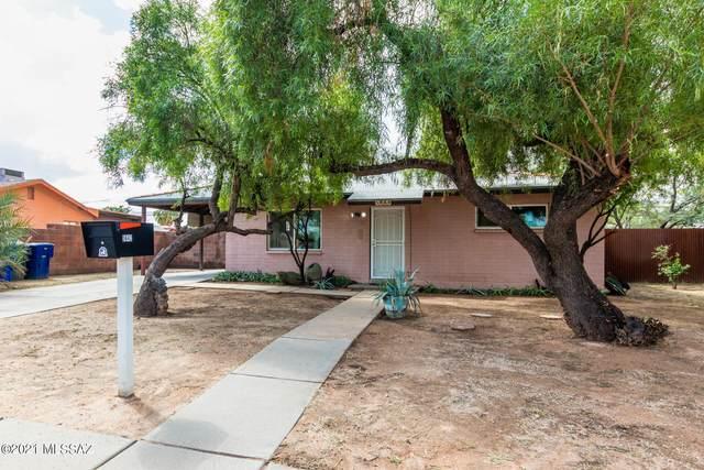 5642 E Juarez Street, Tucson, AZ 85711 (#22122730) :: Tucson Real Estate Group