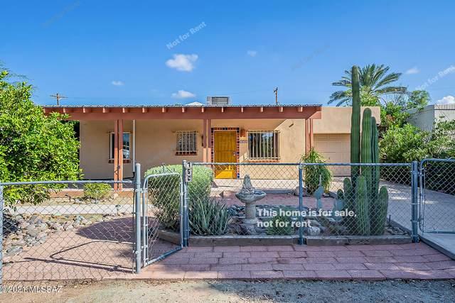 756 W Tipton Drive, Tucson, AZ 85705 (#22122739) :: Keller Williams