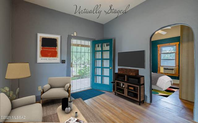 948 N Alder Avenue, Tucson, AZ 85705 (#22122748) :: Tucson Real Estate Group