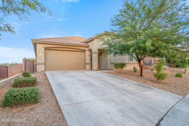 7271 S Valley Stream Drive, Tucson, AZ 85757 (#22122749) :: Keller Williams