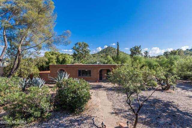8150 E Rockgate Road, Tucson, AZ 85750 (#22122773) :: The Dream Team AZ