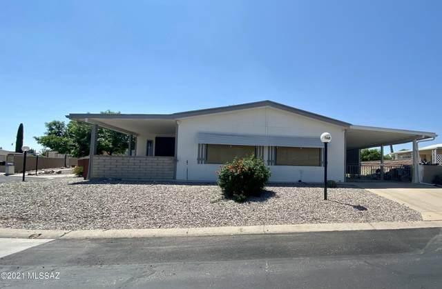 1681 N Via Frondosa, Green Valley, AZ 85614 (#22122792) :: Kino Abrams brokered by Tierra Antigua Realty