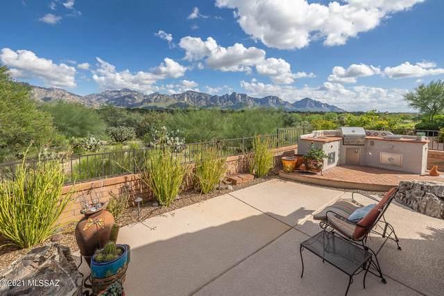 13808 N Lobelia Way, Oro Valley, AZ 85755 (#22122806) :: The Local Real Estate Group | Realty Executives