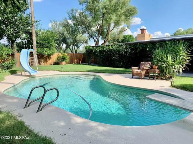 8835 E 20Th Street, Tucson, AZ 85710 (#22122810) :: Keller Williams