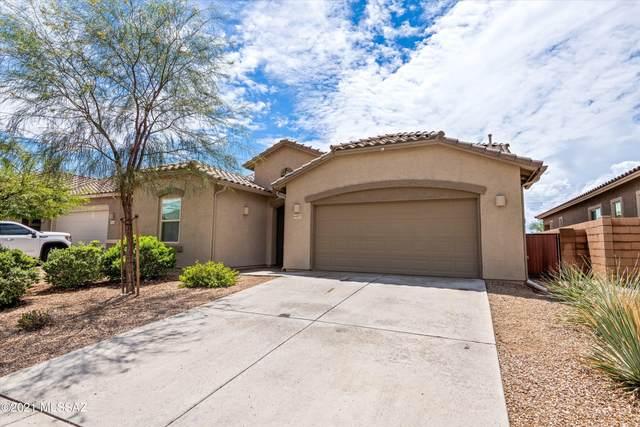 6427 W Willow Falls Way, Tucson, AZ 85757 (#22122834) :: Keller Williams