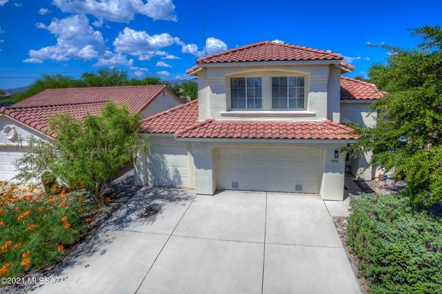 1372 W Valley Ridge Place, Tucson, AZ 85737 (#22122943) :: The Local Real Estate Group | Realty Executives
