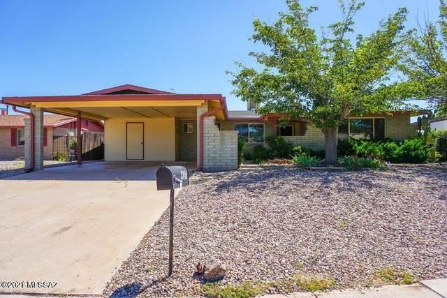 927 Pico Court, Sierra Vista, AZ 85635 (#22122974) :: The Local Real Estate Group   Realty Executives