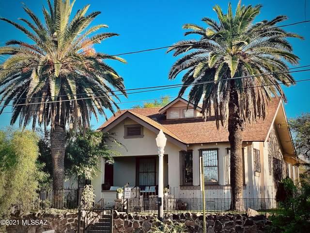 524 E 8Th Street, Tucson, AZ 85705 (#22122998) :: The Dream Team AZ