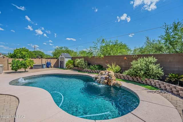 10968 E White Sage Drive, Tucson, AZ 85747 (#22123010) :: The Local Real Estate Group | Realty Executives