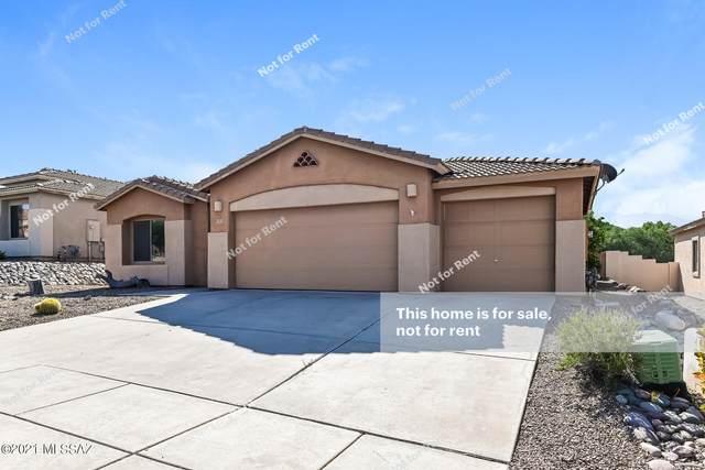 61025 E Eagle Heights Drive, Saddlebrooke, AZ 85739 (#22123013) :: Keller Williams