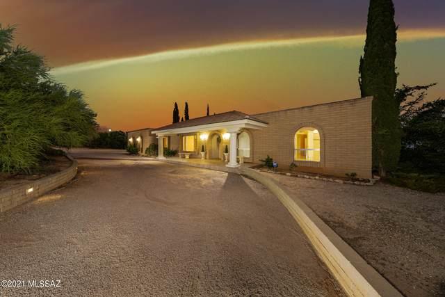 4602 E Don Jose Drive, Tucson, AZ 85718 (#22123030) :: Tucson Real Estate Group