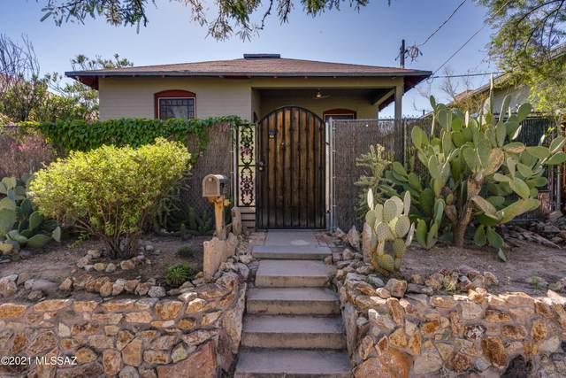 105 N 1St Avenue, Tucson, AZ 85719 (#22123039) :: The Dream Team AZ
