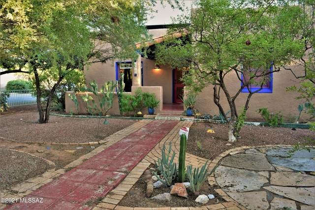 1640 E Water Street, Tucson, AZ 85719 (#22123046) :: Gateway Partners International