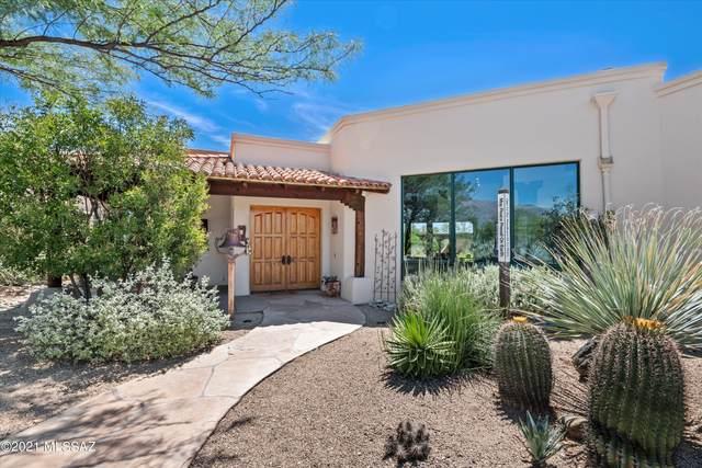 4645 N Flecha Drive, Tucson, AZ 85718 (#22123068) :: Keller Williams