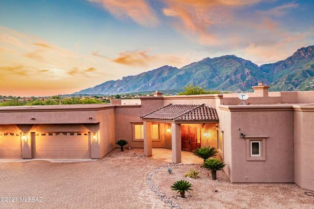 6954 E Gate Ridge Place, Tucson, AZ 85750 (#22123083) :: The Local Real Estate Group | Realty Executives