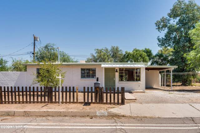 2238 N Belvedere Avenue, Tucson, AZ 85712 (#22123108) :: Keller Williams