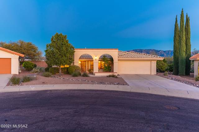 14670 N Wonderview Drive, Oro Valley, AZ 85755 (#22123112) :: The Local Real Estate Group | Realty Executives