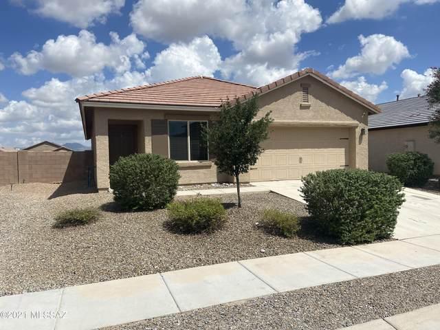 8292 W Kittiwake Lane, Tucson, AZ 85757 (#22123140) :: Kino Abrams brokered by Tierra Antigua Realty