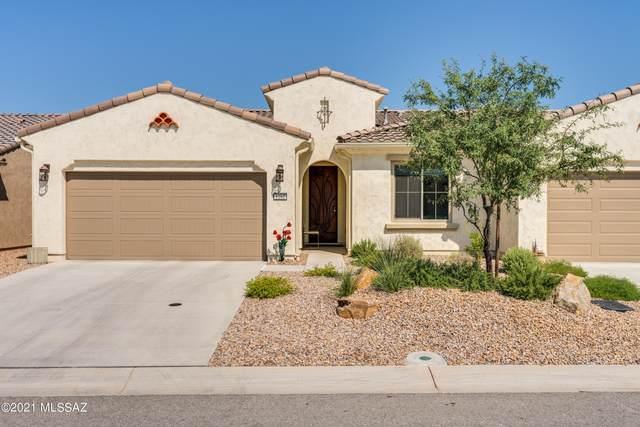 1182 N Broken Hills Drive, Green Valley, AZ 85614 (#22123180) :: Keller Williams