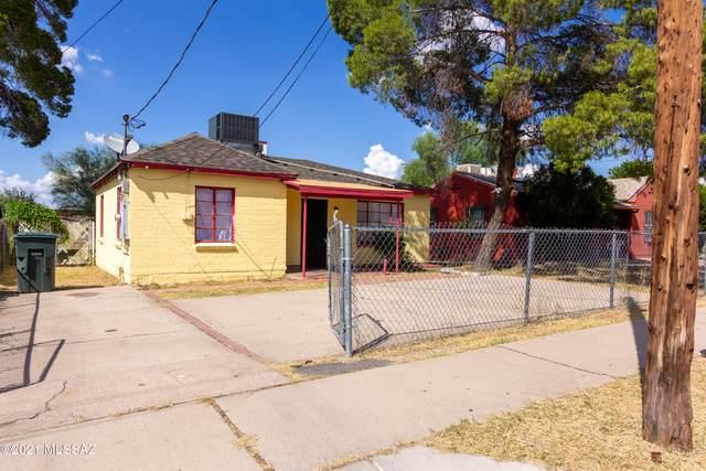 208 W Veterans Boulevard, Tucson, AZ 85713 (#22123183) :: Long Realty - The Vallee Gold Team