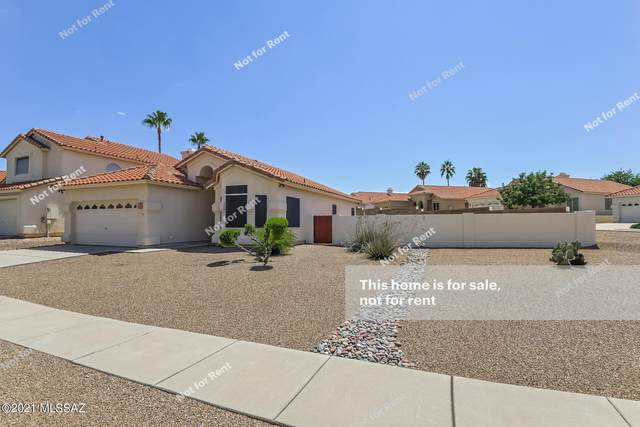 10148 E Sonoran Heights Place, Tucson, AZ 85748 (#22123186) :: The Local Real Estate Group   Realty Executives